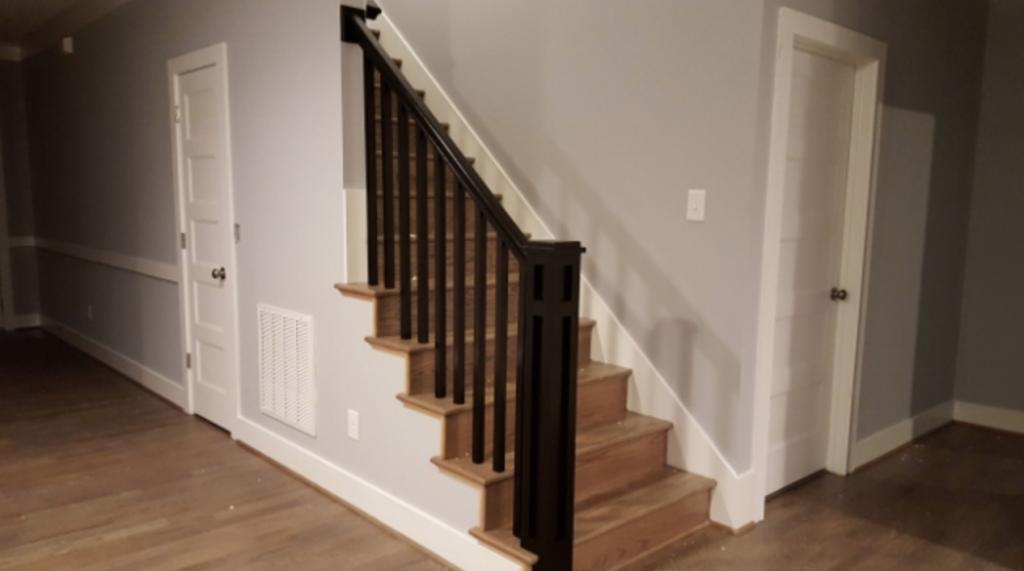 custom stair rail