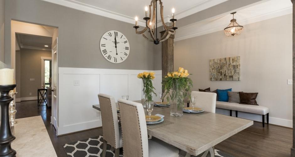 Broadleaf II dining room