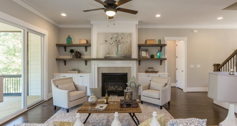 Broadleaf II living room