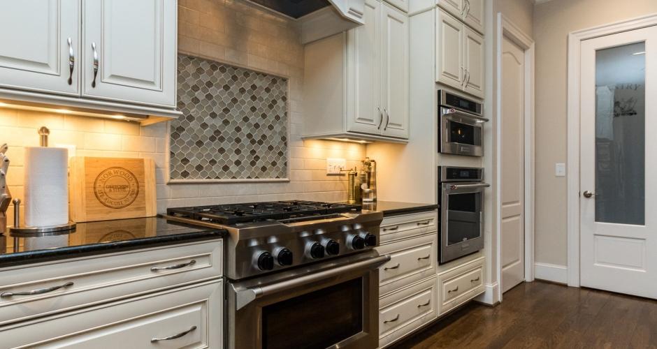 ICG custom home kitchen