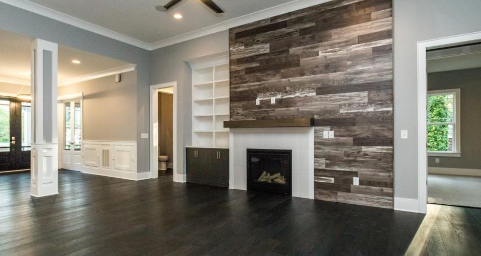 ICG Custom Home Colonial Ridge - living room