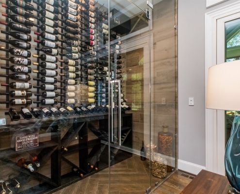 Virginia III Wine Cellar