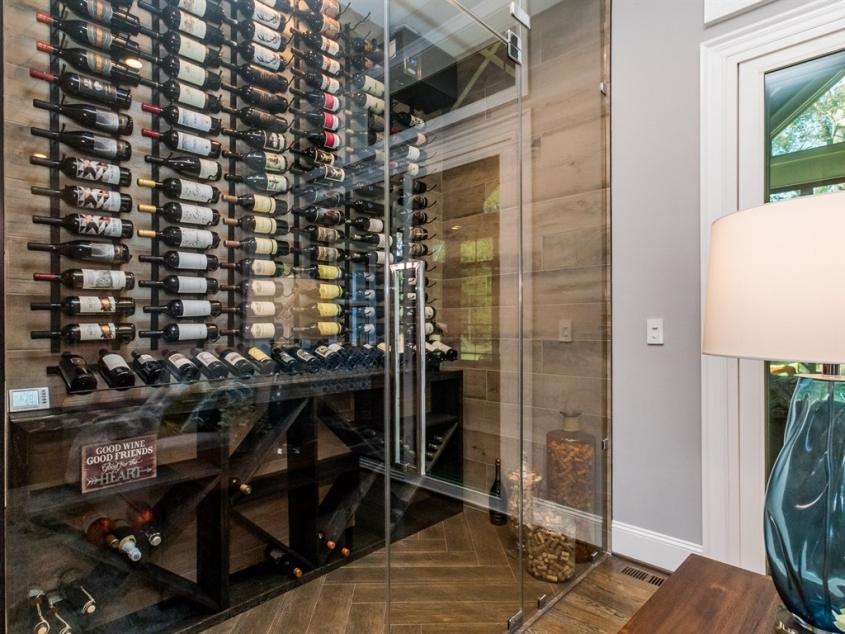 Virginia III Wine Cellar