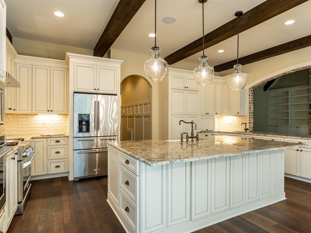 Custom Pre-Sale Kitchen