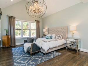 Virginia III Master Bedroom