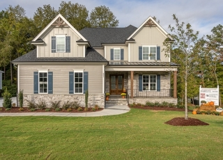 Pre-sale Custom Home Lot 110 Stonewater