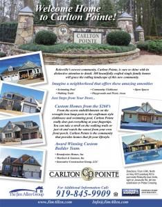 carlton point ad
