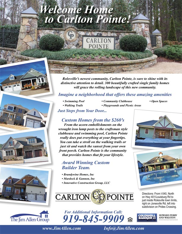 carlton point ad